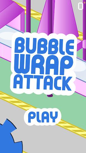 Bubble Wrap Attack