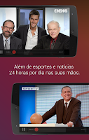 Screenshot of Globosat Play – Filmes e TV