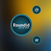 UCCW Skin - Roundid template