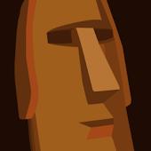 Juggling Moai