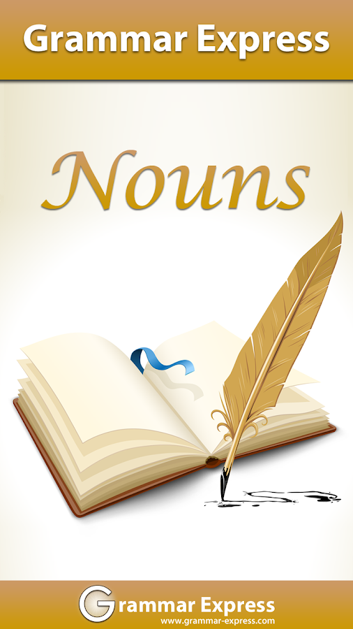 Grammar Express : Nouns- screenshot