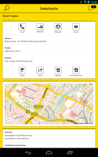 Gelbe Seiten - screenshot thumbnail