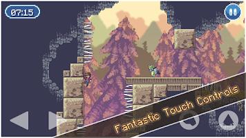 Screenshot of Lumber Jacked - Platform Game