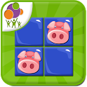 Animals Memory Game icon
