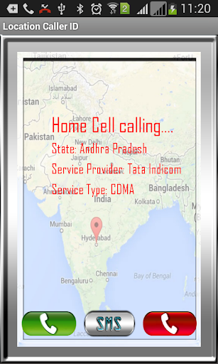 Location Caller ID