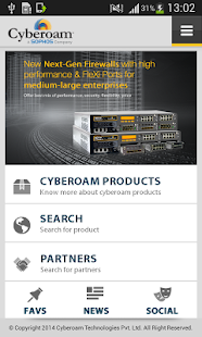 Cyberoam : Securing You- screenshot thumbnail