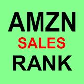 Amazon SalesRank Tracker