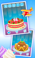 Screenshot of Cake Maker Kids - Cooking Game