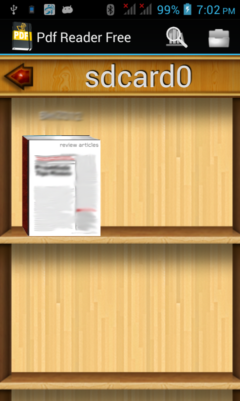 PDF Reader Free- screenshot