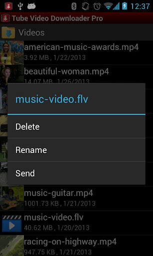 Tube Video Downloader Pro v1.0.3 APK