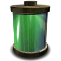 3D Battery icon