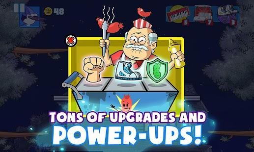 بازی توستر شبح Ghost Toasters – Regular Show v1.0