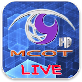 Thai TV 9 MCOT HD Live