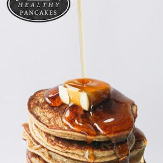 2 Ingredient Healthy Pancakes (Gluten, Grain and Dairy Free, No Added Sugar) Recipe