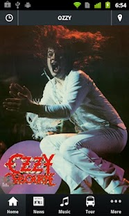 The Official Ozzy Osbourne App- screenshot thumbnail