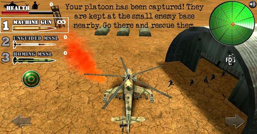 Cobra Striker: Helicopter Game