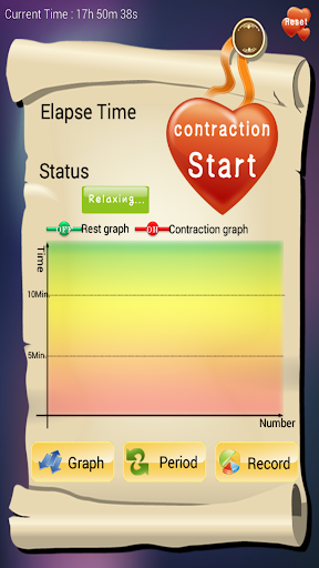 Contractions Helper