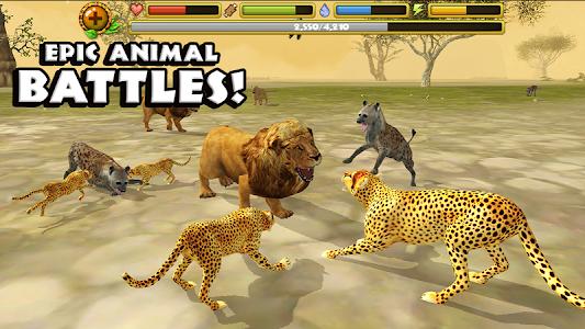 Cheetah Simulator v1.1