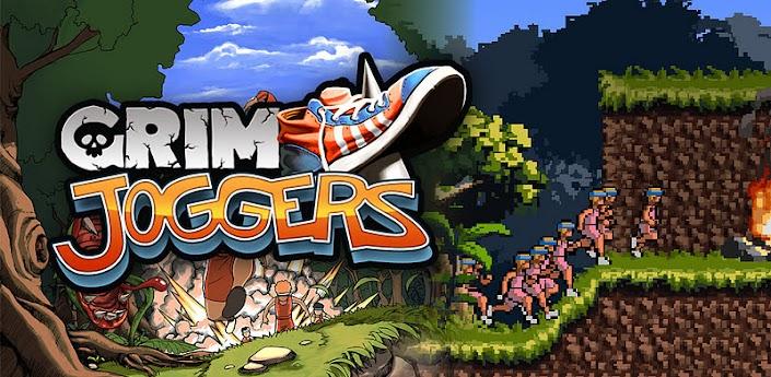 Grim Joggers