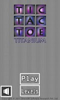 Screenshot of Tic Tac Toe TITANIUM (76 Lvls)