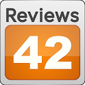 Reviews42 Price Comparison App icon