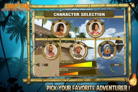 Survivor - Ultimate Adventure - screenshot thumbnail