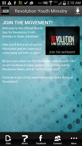Revolution Youth Ministry