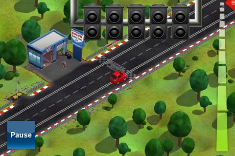 Bosch Car Service Racing - screenshot
