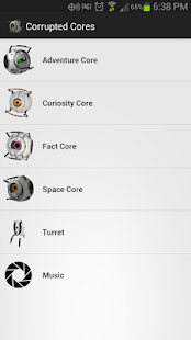 Portal 2 Cores Soundboard - screenshot thumbnail