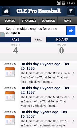 Cleveland Pro Baseball