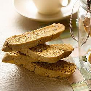 KELLOGG'S* RICE KRISPIES* Crystallized Ginger Biscotti