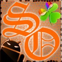GOWidget Theme SunstOrnge-Free 2.0