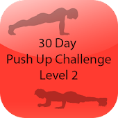 30 Day Pushup Challenge Level2