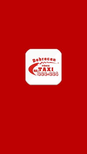 Főnix Taxi rendelő alkalmazás