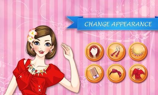 Game Ariana Red Dress Makeover APK for Windows Phone