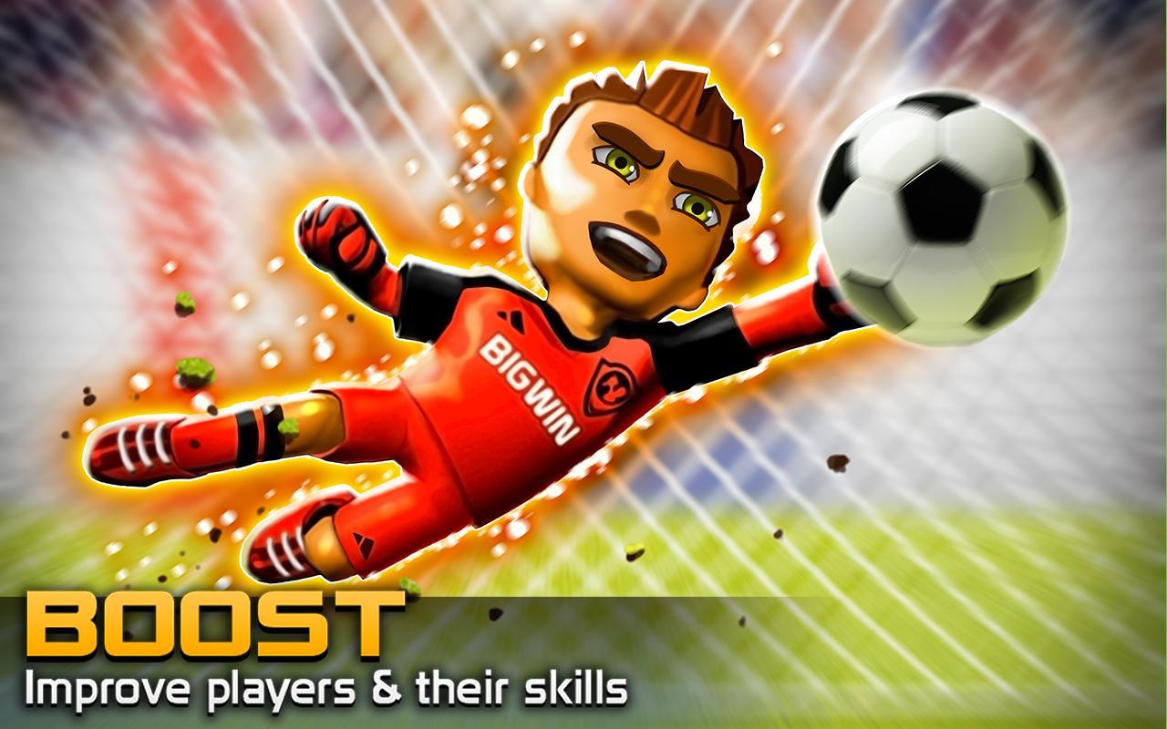 BIG WIN Soccer (football) screenshot #15