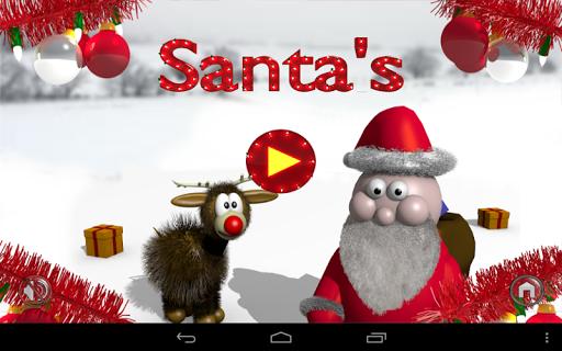 Santa's Present Hunt