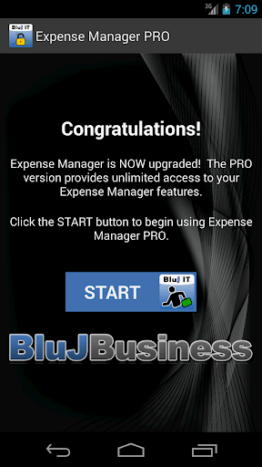 Expense Manager PRO by BluJ IT