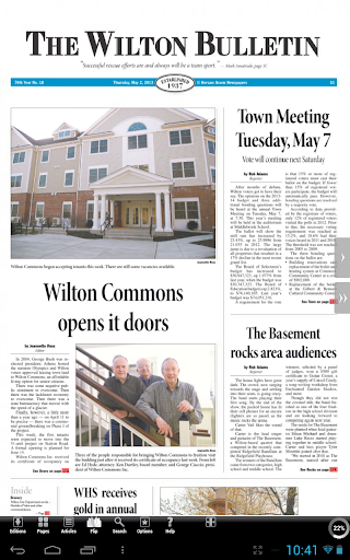 The Wilton Bulletin