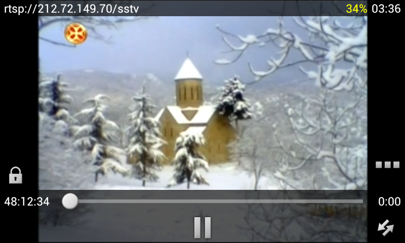 TV Ertsulovneba - Live- screenshot