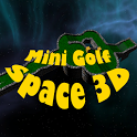 Mini Golf Space 3D Free icon