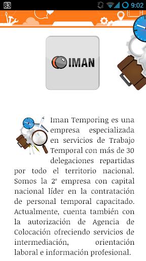 IMAN Temporing ETT