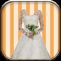 Woman Wedding Suit Photo Maker icon