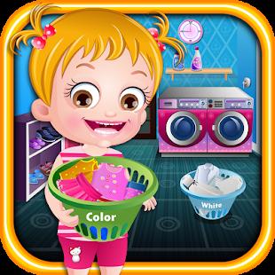 Baby Hazel Laundry Time 休閒 App-愛順發玩APP