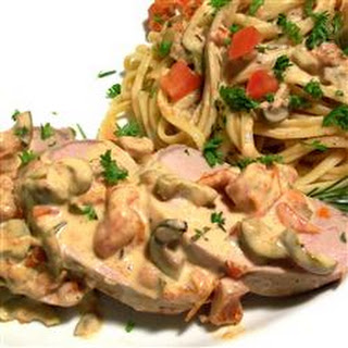 Pork Tenderloin alla Napoli