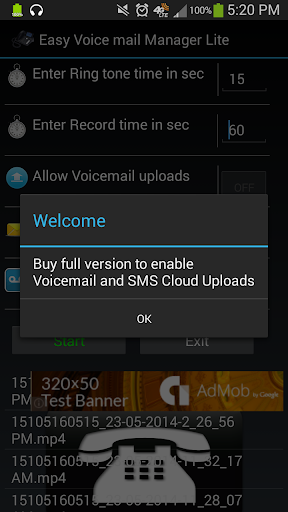 Easy Voicemail