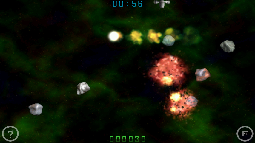 Asteroid Hunter - screenshot