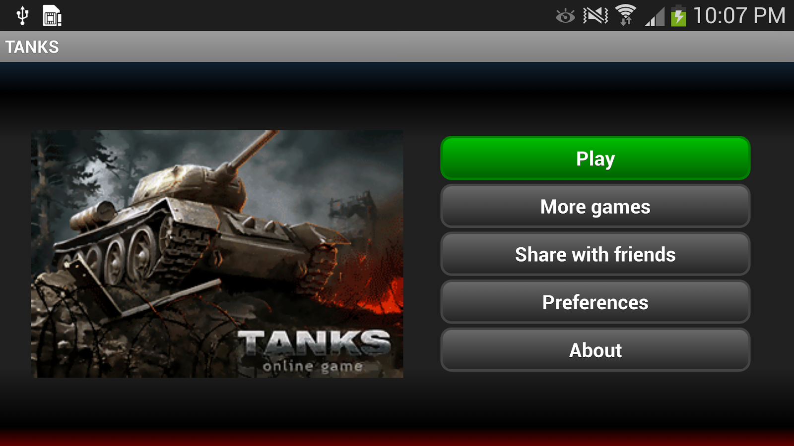 TANKS- screenshot
