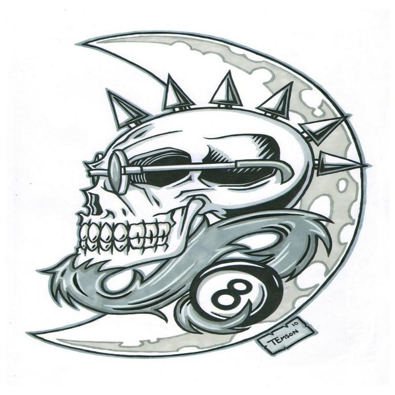Tattoo Designs Skulls V2 - Android Apps on Google Play