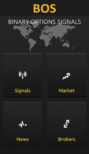 BOS - Binary Options Signals